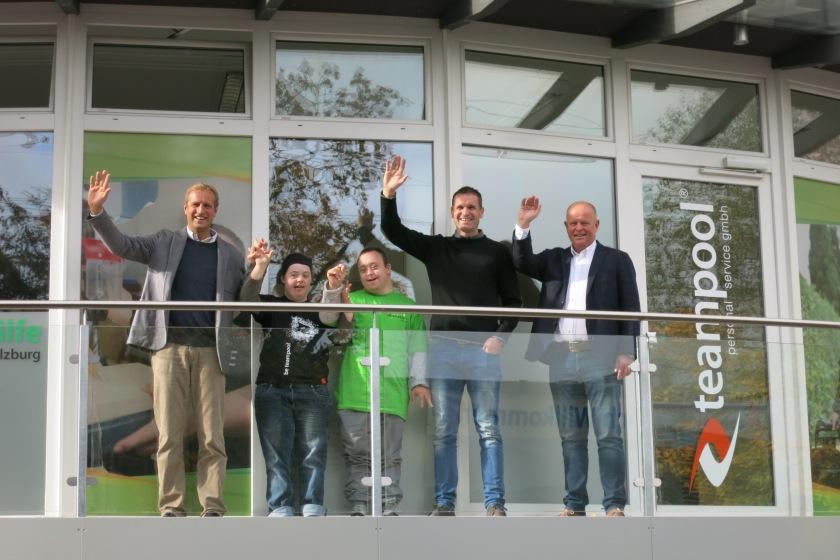 Flachgau inklusiv_Arbeitsintegration_Firma teampool